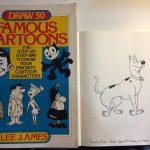 Inktober Sketch – Scooby Doo