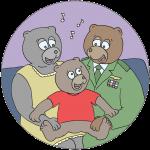 Face Fun – Bye Bye Baby Bear