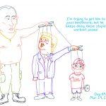 President Trump Sketchbook – Week 10
