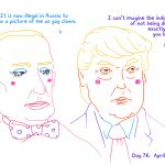 President Trump Sketchbook – Week 11