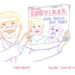 President Trump Sketchbook – Week 24